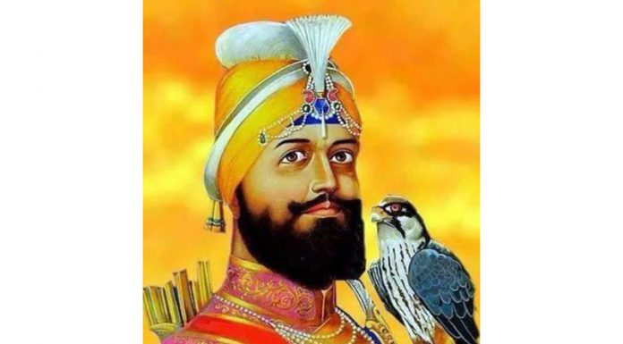 Gurupurab Greetings To All Our Readers.