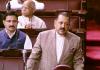 Union Minister Dr Jitendra Singh speaking in the Rajya Sabha on Thursday.