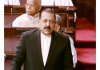 Union Minister Dr Jitendra Singh speaking in Rajya Sabha.