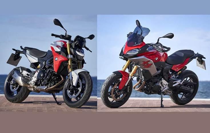 BMW Motorrad drives in all new versions of F900 R, F900 XR bikes ...