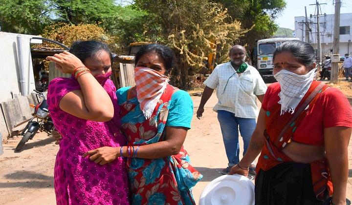 India gas leak: At least eight dead after Visakhapatnam accident