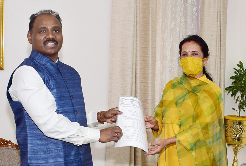 Lt Governor meeting with representative of Home Guards Association on Thursday.