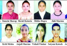 Class 12th Toppers