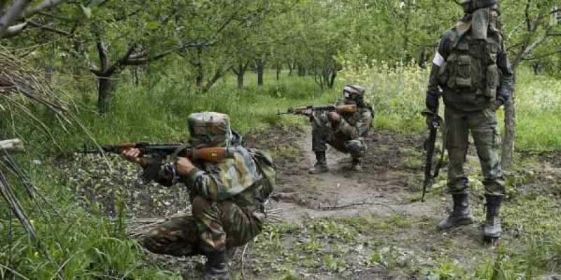 3 militants including top Jaish commander killed Pulwama