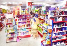A shop opens in Srinagar after two months on Tuesday. -Excelsior/Shakeel