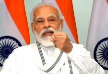 Prime Minister Narendra Modi addressing after vitually launching the auction process of coal blocks for commercial mining with an aim to achieve self-sufficiency in meeting energy needs, in New Delhi on Thursday.
