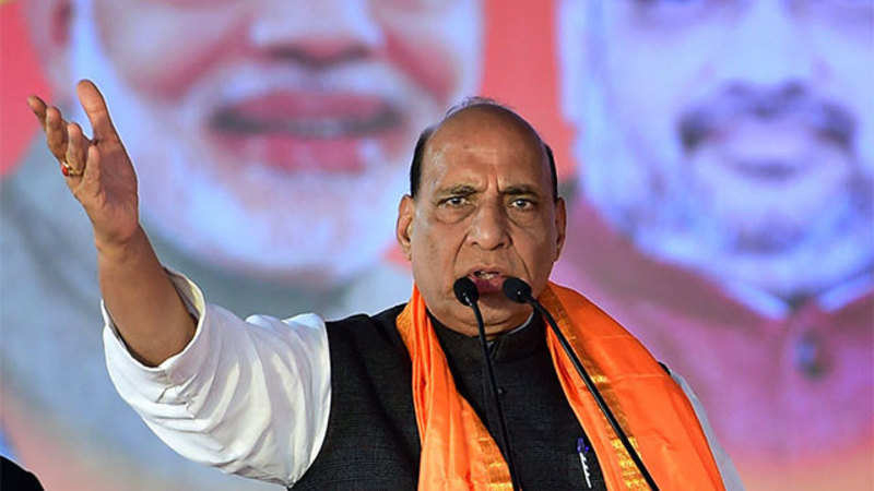 Rajnath Singh launches online portal for issue of NOC for power ...
