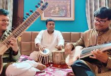 Artists performing during Online Digital Baithak series.