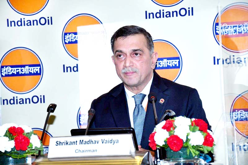 IndianOil reports Rs 88,937 cr revenue from operations