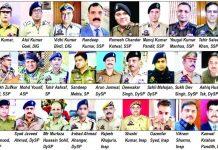 94 JKP personnel get Prez Medals, Amit bags Shaurya, Kalas Kirti Chakra