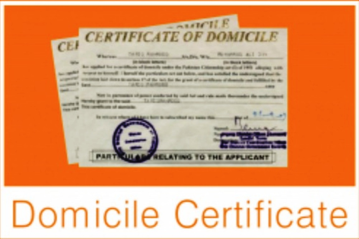 Delay in issuance of Domicile Certificates