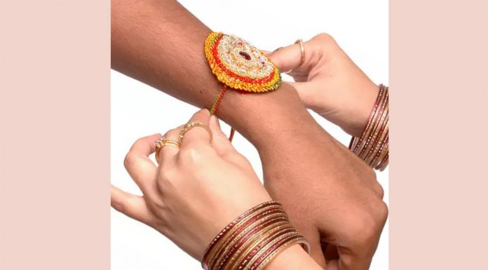 Raksha Bandhan Greetings To All Our Readers.
