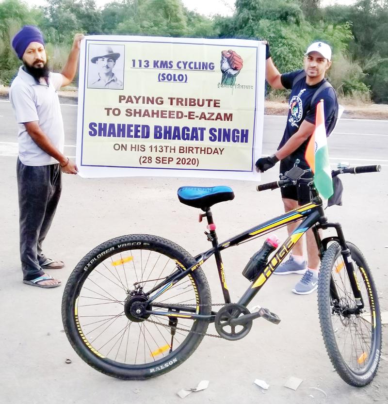 Shaheed Bhagat Singh S Birth Anniversary Celebrated