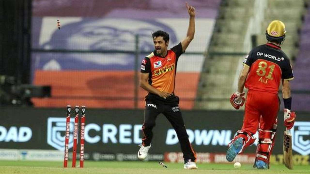IPL 2020: Sunrisers Hyderabad vs Royal Challengers Bangalore