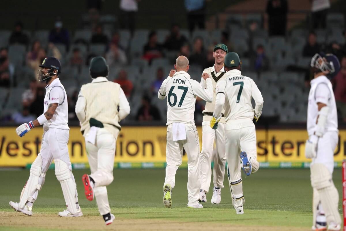 Australia condemn India to lowest ever score
