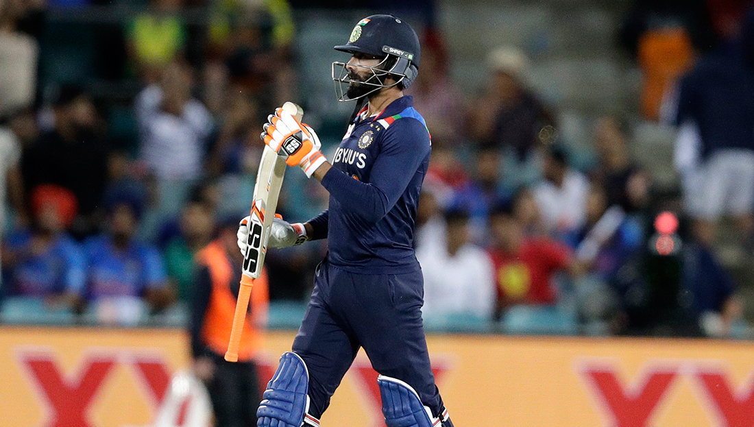 Concussion rules Ravindra Jadeja out of rest of T20I series