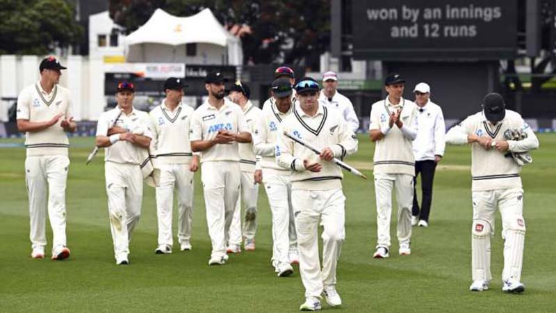 Williamson to miss second Test against WI, Latham to lead NZ