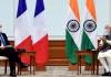 Emmanuel Bonne, Diplomatic Advisor to the President of France and PM Narendra Modi.