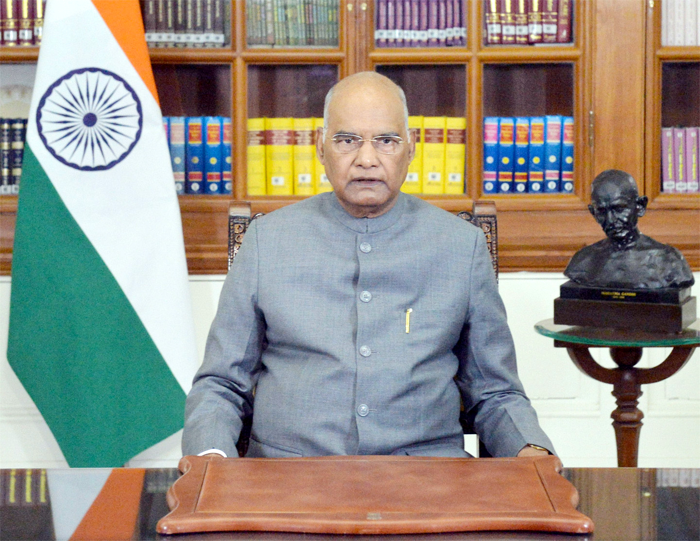 Full text of the address of the President of India, Shri Ram Nath Kovind, on the eve of the 72nd #RepublicDay