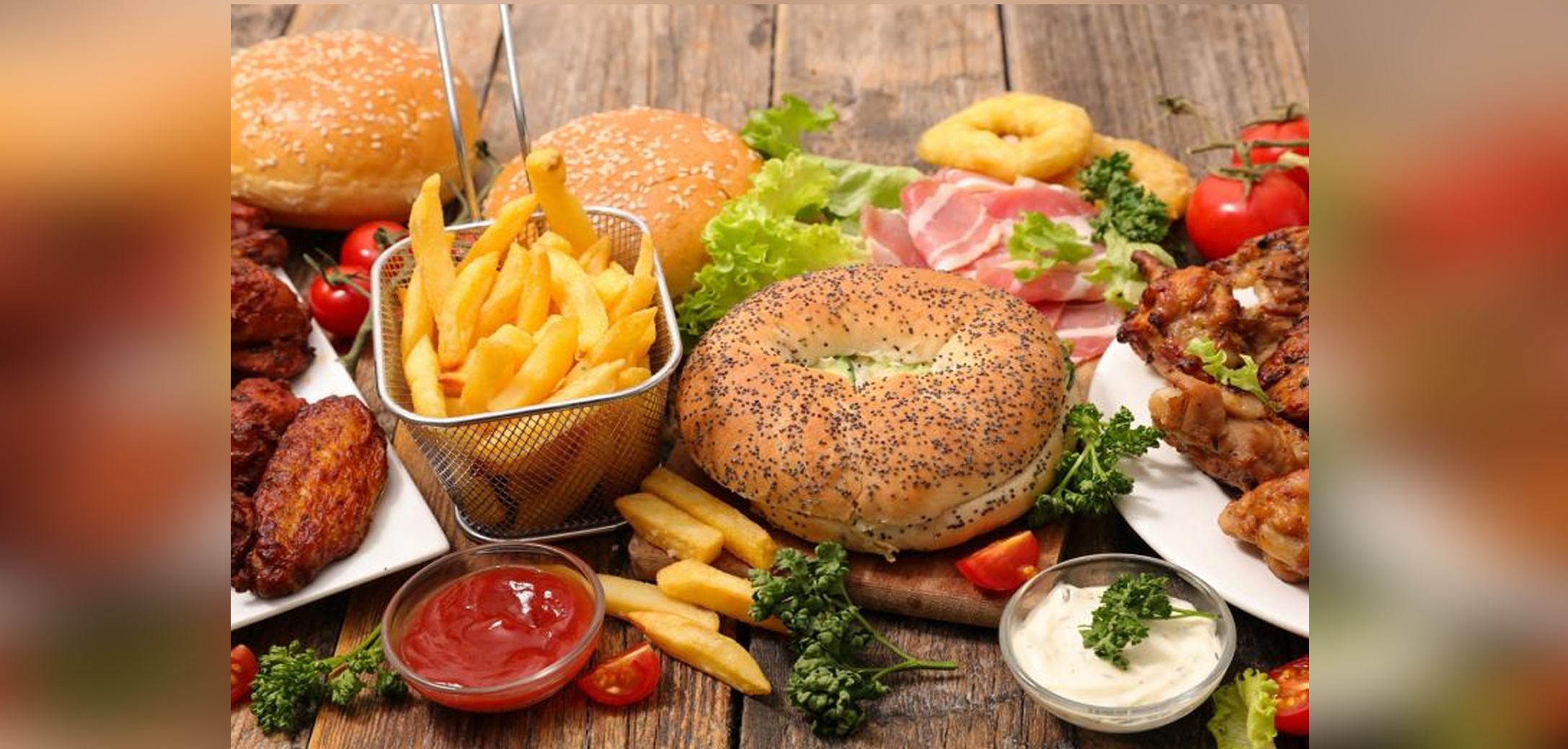 Lower stress levels lead to lesser consumption of fast food - Daily Excelsior