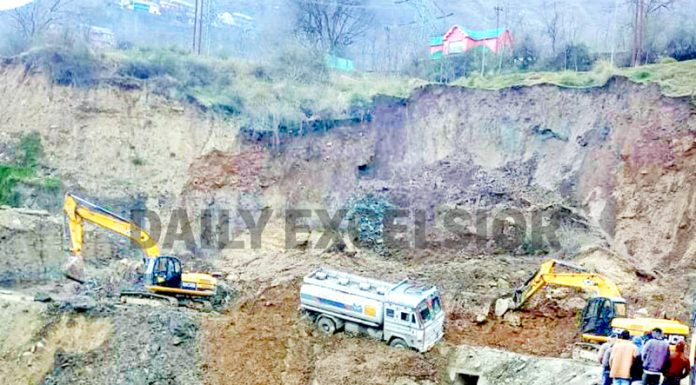 The 270-km-long Srinagar-Jammu National Highway, the only all-weather road connecting Kashmir valley with the rest of the country, was closed for few hours on Wednesday due to fresh landslides. (UNI)