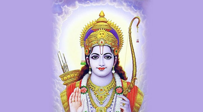 Ramnavmi Greetings To All Our Readers