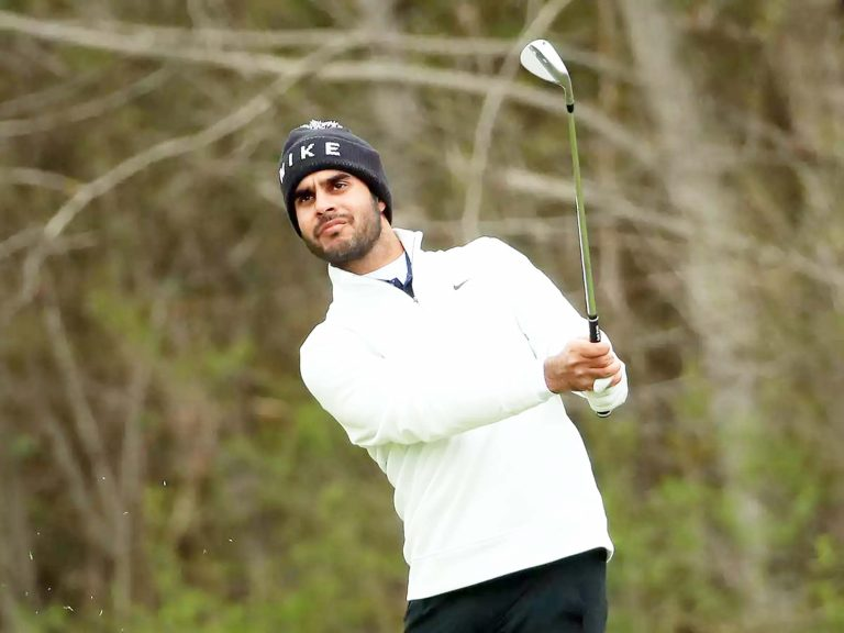 Sharma lies tied 53rd as Pepperell takes lead in British Masters