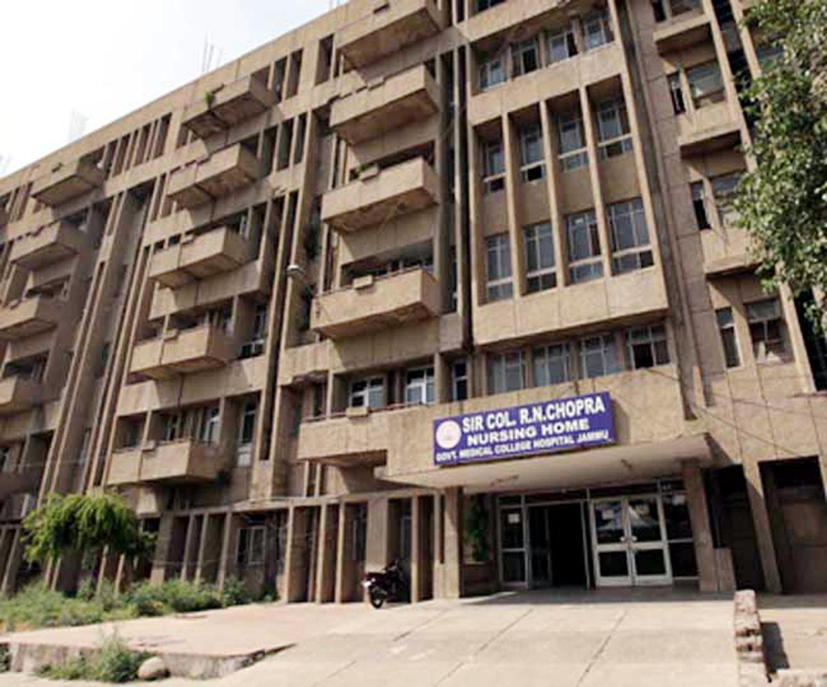 Col Chopra Nursing Home lying non-functional for last more than three years. (UNI)