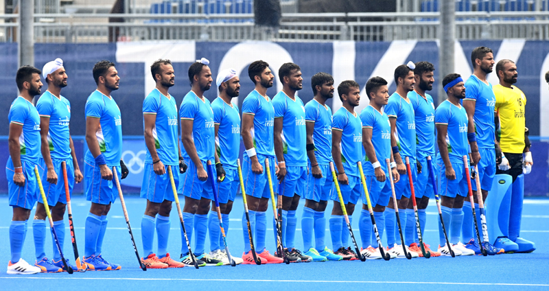 Men in Blue get back to the winning ways in style against Spain on Tuesday.