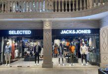 Jack & Jones store at Srinagar.