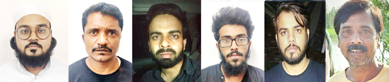 DP busts Pakistan organized terror module