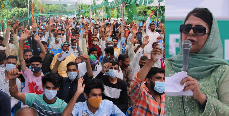 PDP to contest Assembly polls in J&K
